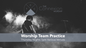 Audition for our worship team as a singer or musician...