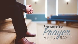 All are welcome to pray!